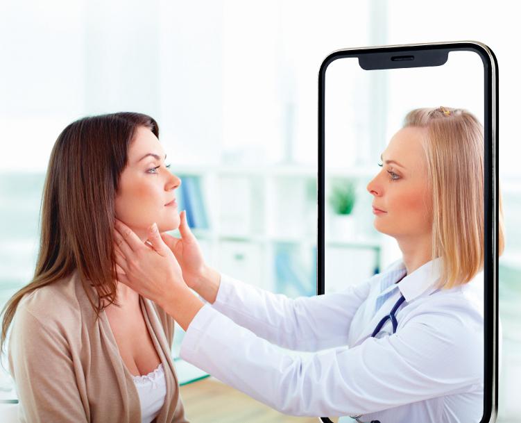 Software de telemedicina: facilita las visitas de rutina tanto para médicos como para pacientes